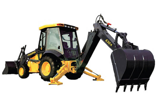 BACKHOE LOADER 630