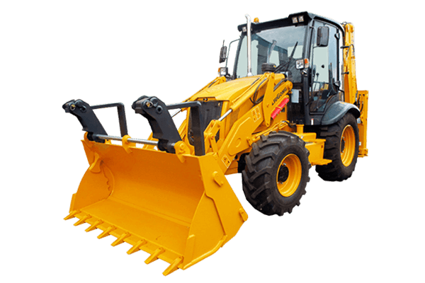 BACKHOE LOADER CLG777A_S