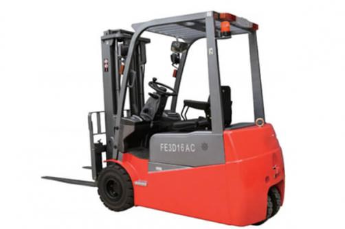 ELECTRIC COUNTERBALANCED FORKLIFT FE3D16
