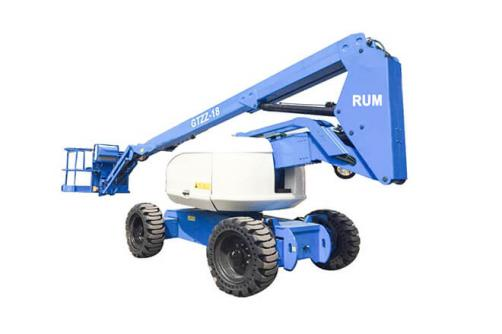 Diesel Articulated Boom Lift 15M-18M