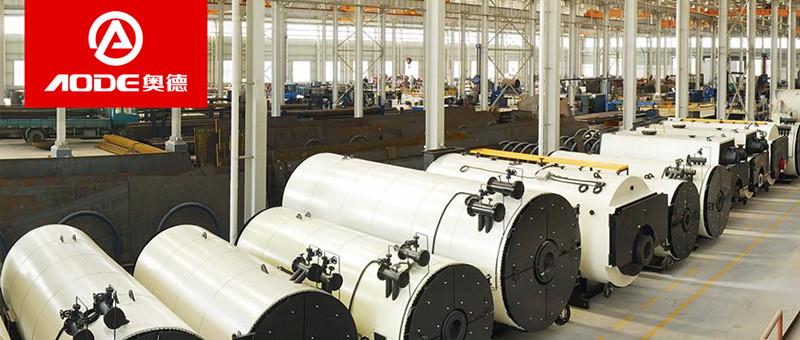 奧德余熱鍋爐在VOCs廢氣治理中的應用