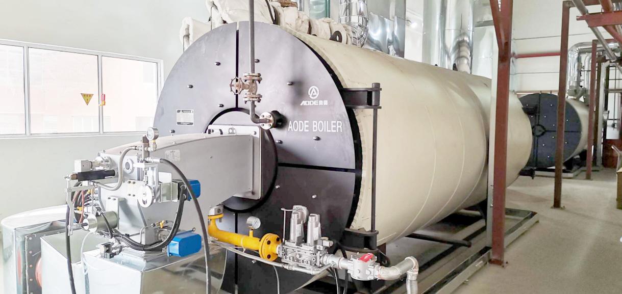 奧德燃氣鍋爐在5G電路板行業中的應用