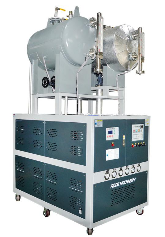 冷/熱油切換油式模溫機