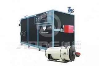 燃氣/燃油有機熱載體鍋爐