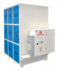 YGW-500D電加熱有機熱載體爐
