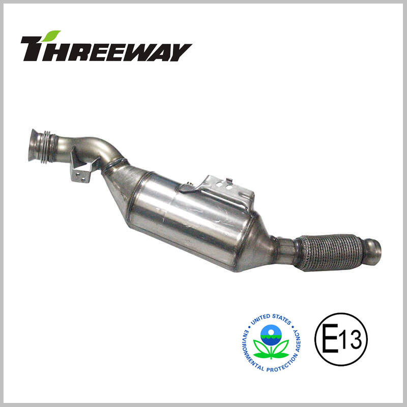 Experienced supplier of DIESEL PARTICULATE FILTER