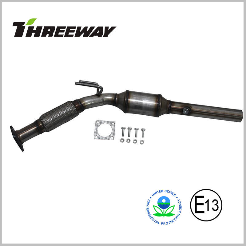 Experienced supplier of catalytic converter