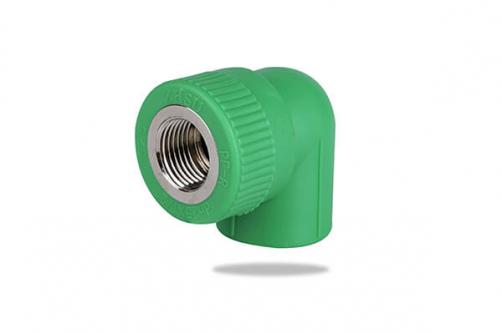 PPR FEMALE THREADED ELBOW