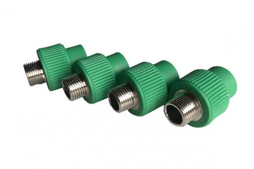 PPR Male Threaded Coupling
