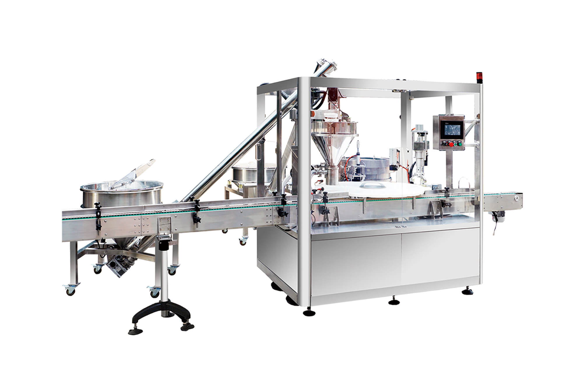 XT-FC30 Automatic Powder Filling Machine