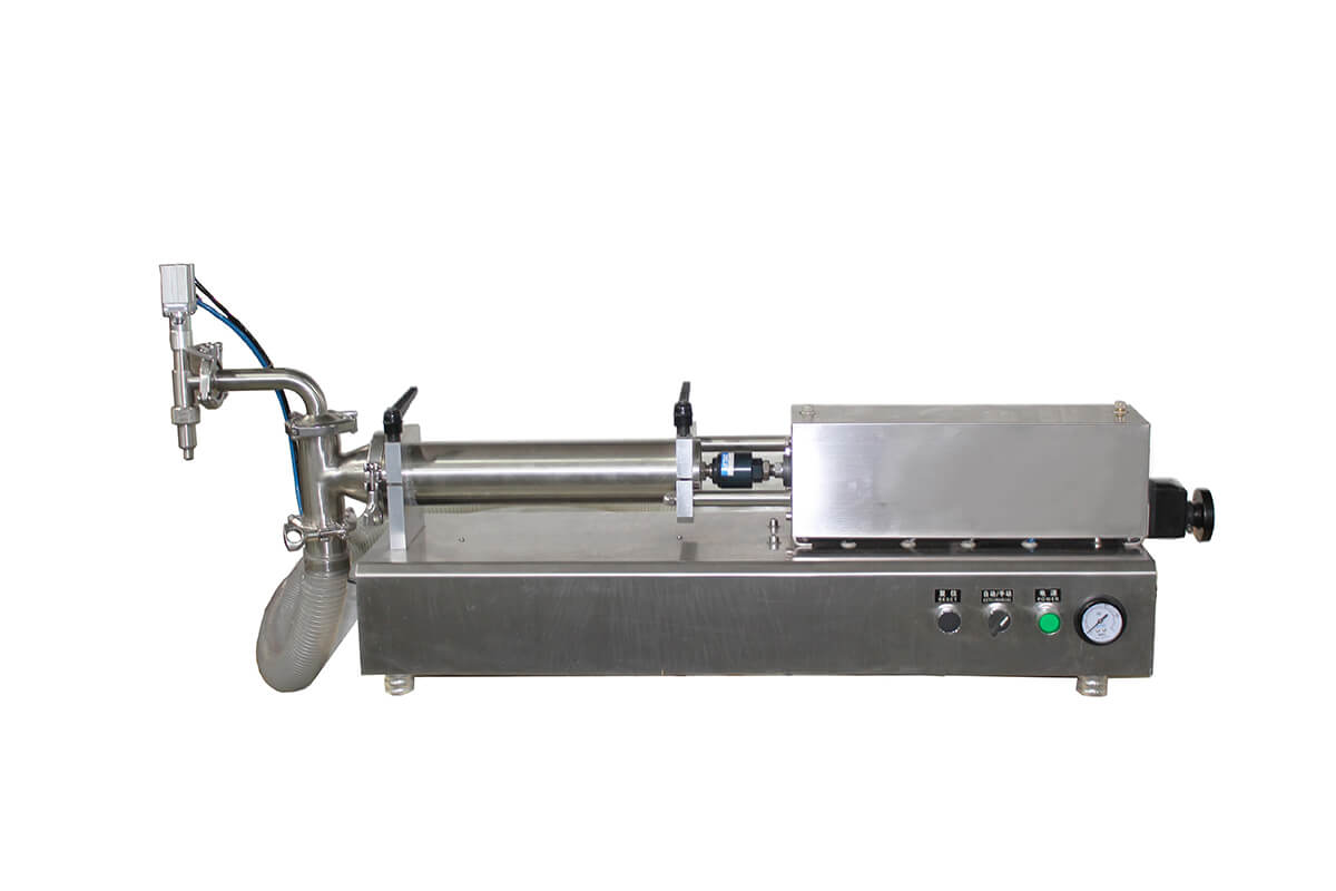XT-TGT Series Of Semi-automatic Disc-like Liquid Filling Machines