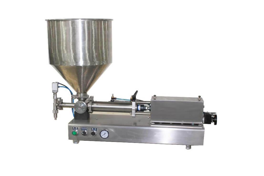 XT-TGT Series Of Semi-automatic Disc-like Pasty Fluid Filling Machines
