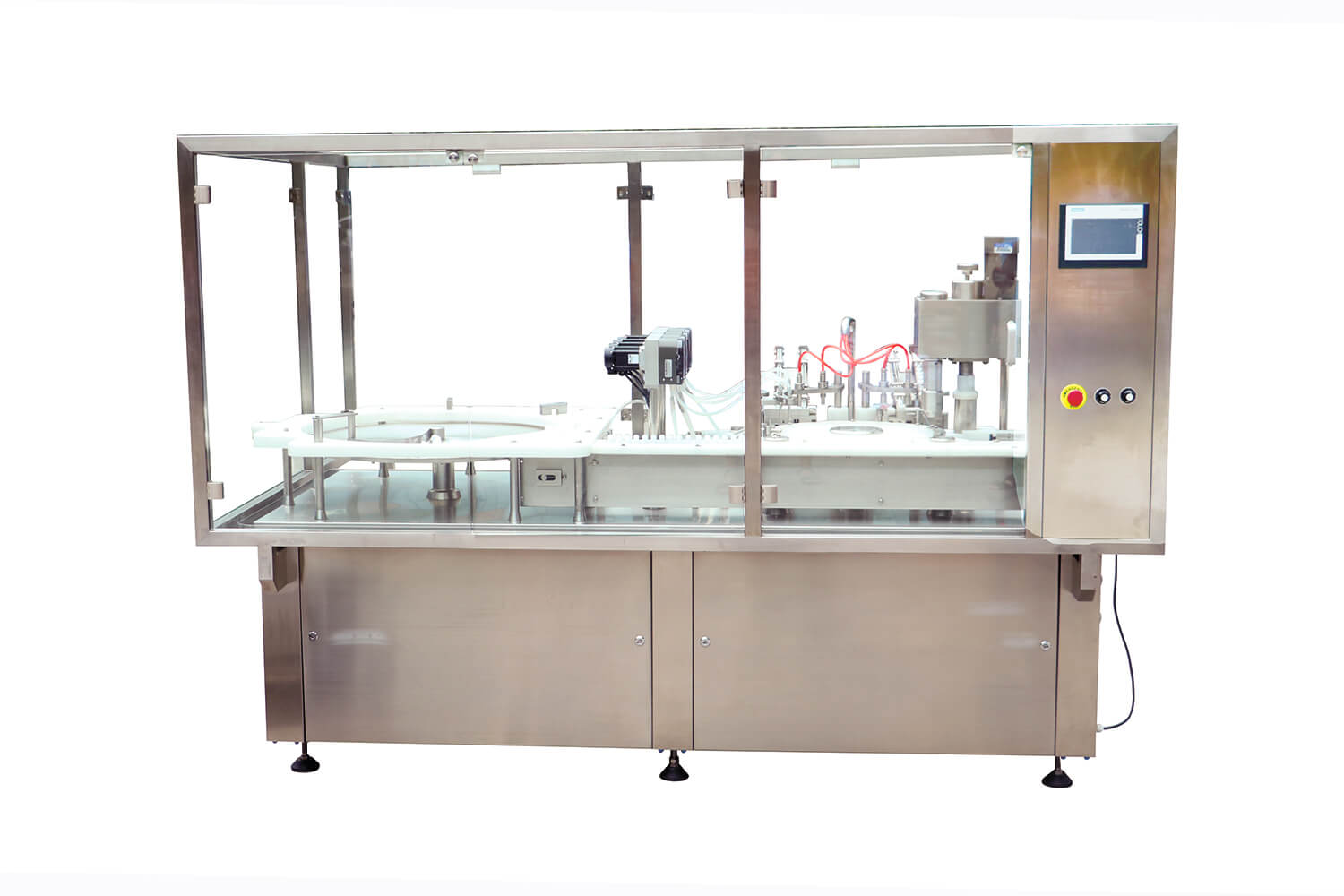 XT-YG Eyedrop Filling Plugging and Capping Machine