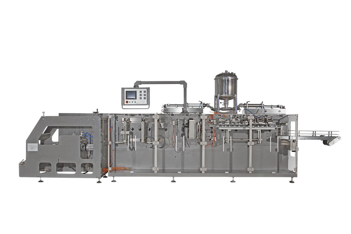 XT-DS-180S Automatic Horizontal Doypack Packing Machine