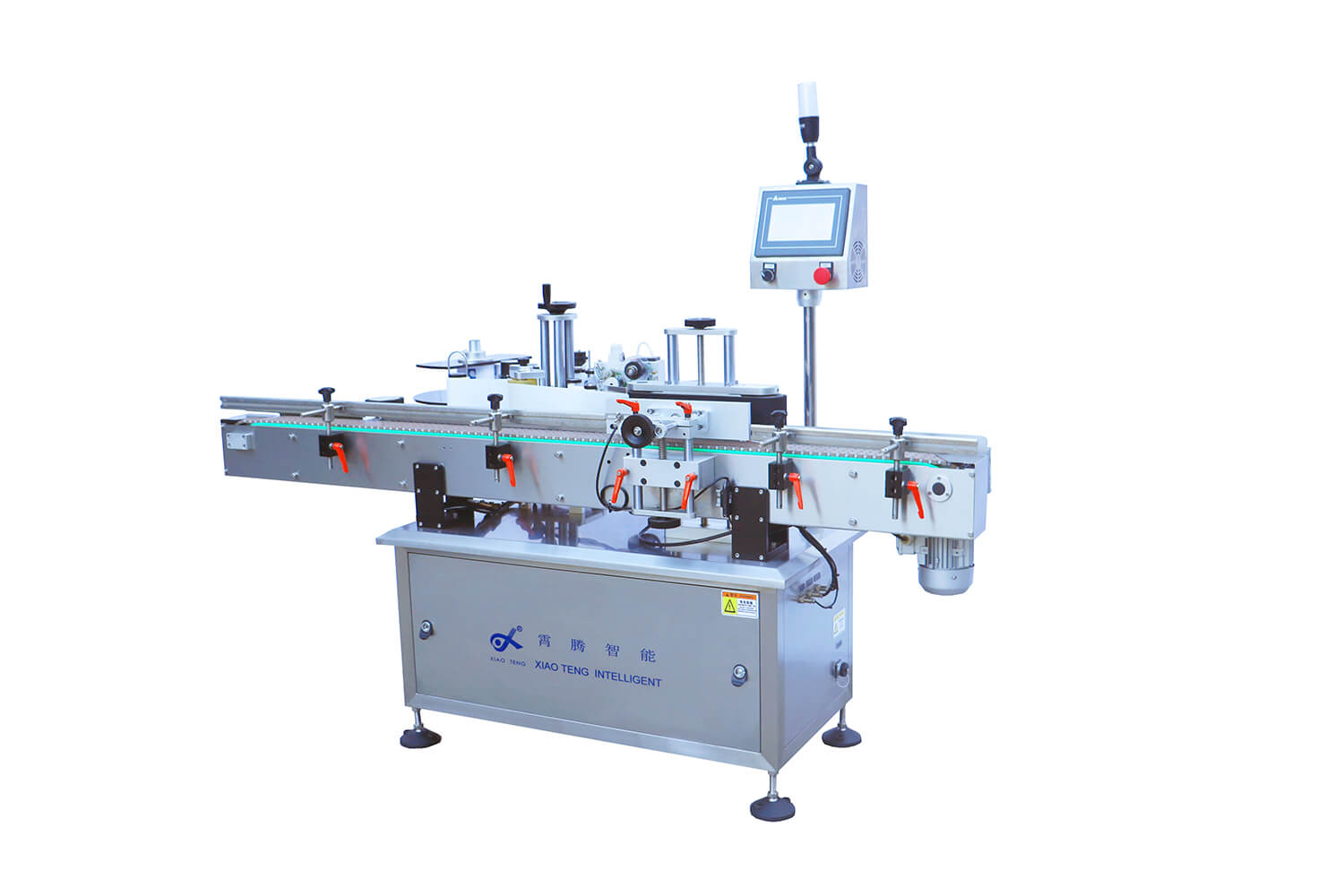 XT-2510 Round Bottle Labeling Machine