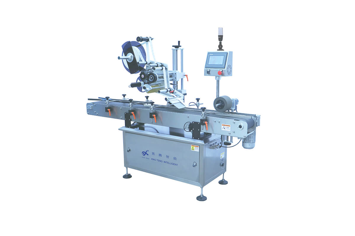 PM-100 Top Side Plane Labeling Machine