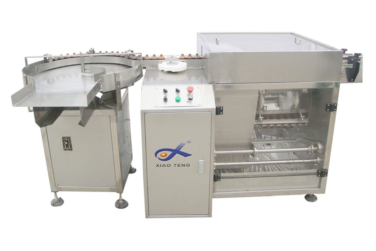 XT-612 Series Of Drum-type Ultrasonic Wave Bottle-washing Machines