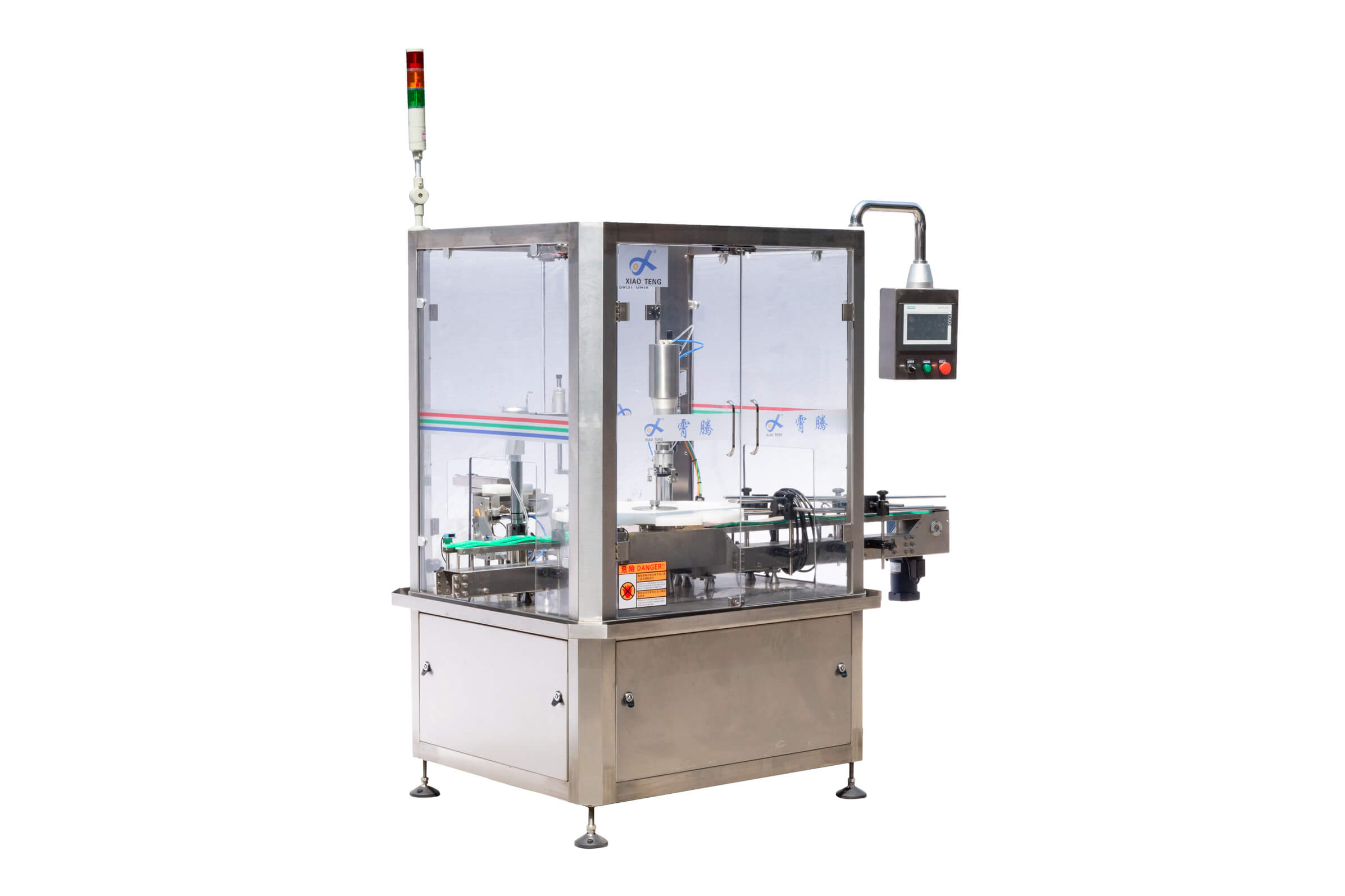 XT-CW200 Automatic Capping Machine