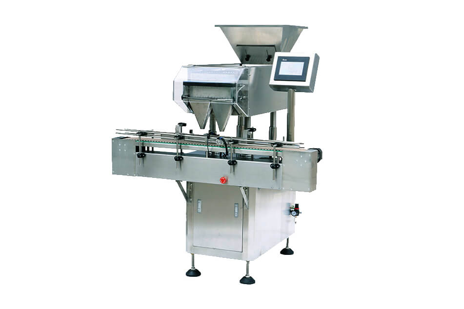 Automatic Tablet Counting Machine(16 tunnels)