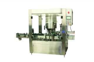 Automatic High Speed Rotary Capping Machine