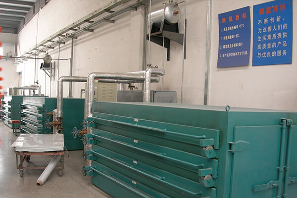 Electric Thermal Fluid System for Heating Industrial Oven