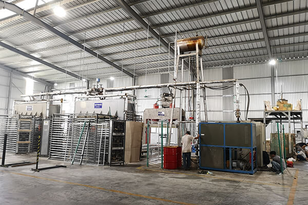 Instruct Client to Install Thermal Oil Heater and Test Equipment in Vietnam
