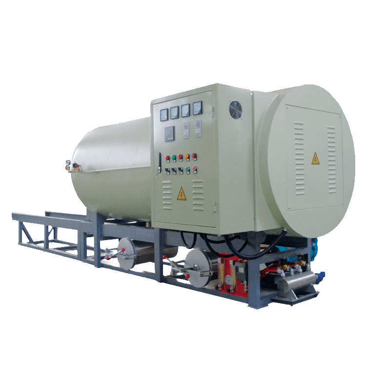 Vacuum Pyrolysis Cleaning Furnace for Spin Pack