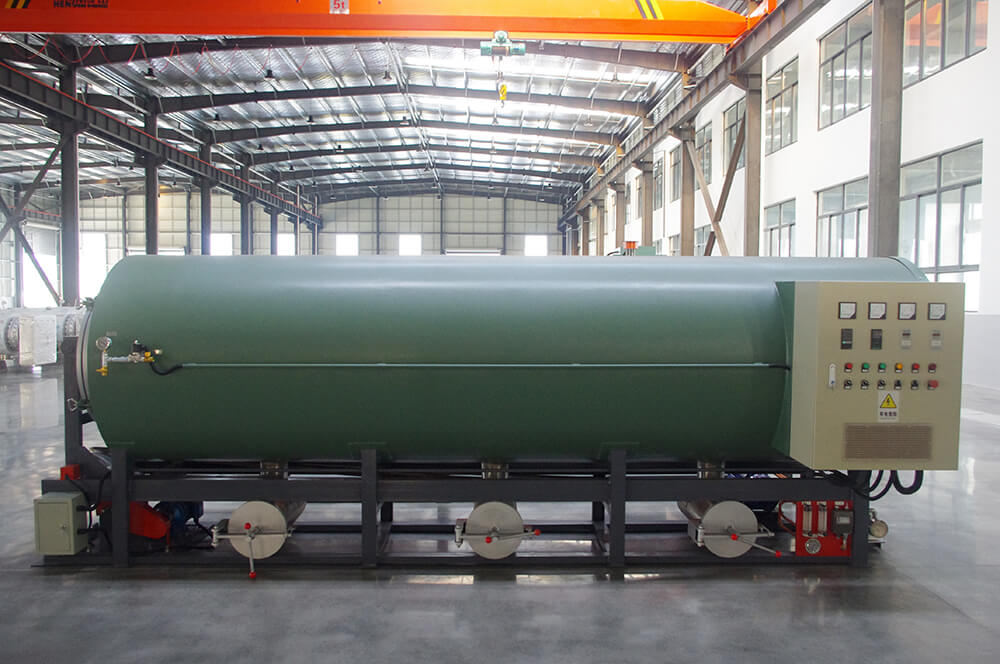 Polymer cleaning furnace for clean extrusion screw, die head, filter screen, filter mesh, spinneret plate