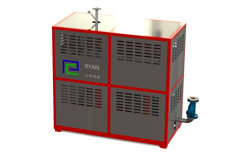Electric Heating Thermal Fluid (hot oil) Boiler