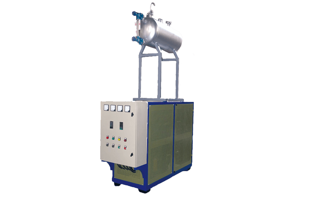 10KW electric thermal oil heater with expansion tank