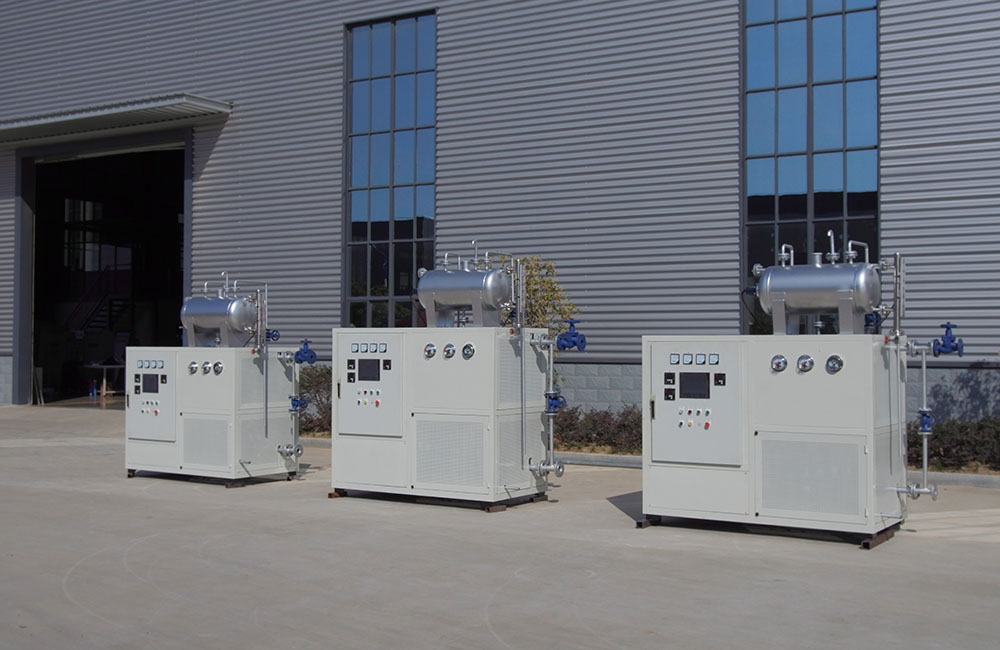 60KW integrated type electric thermal oil heater