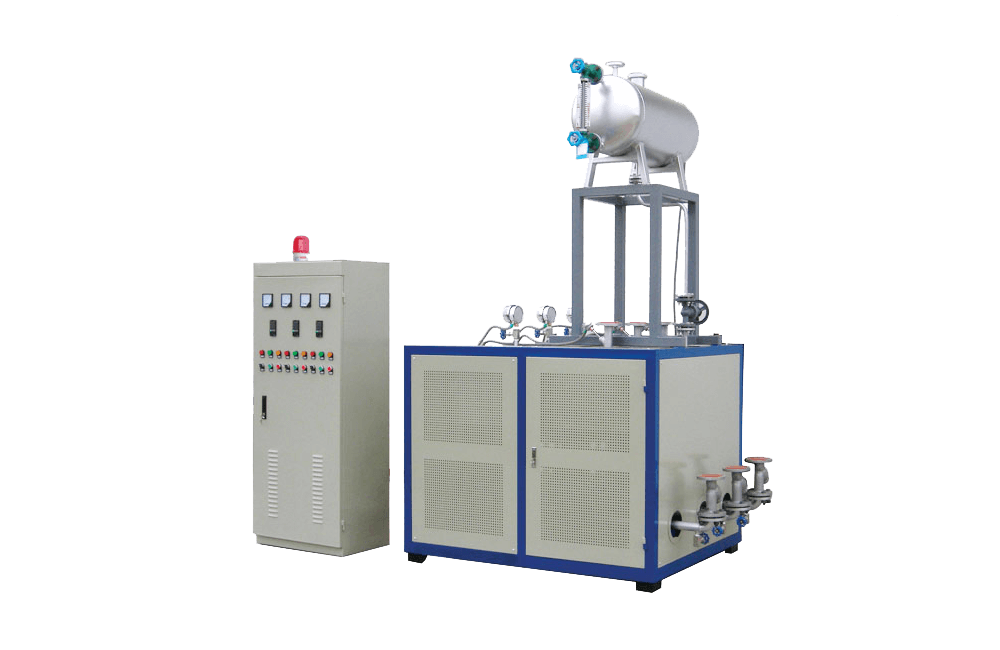 60KW electric thermal oil heater with expansion tank