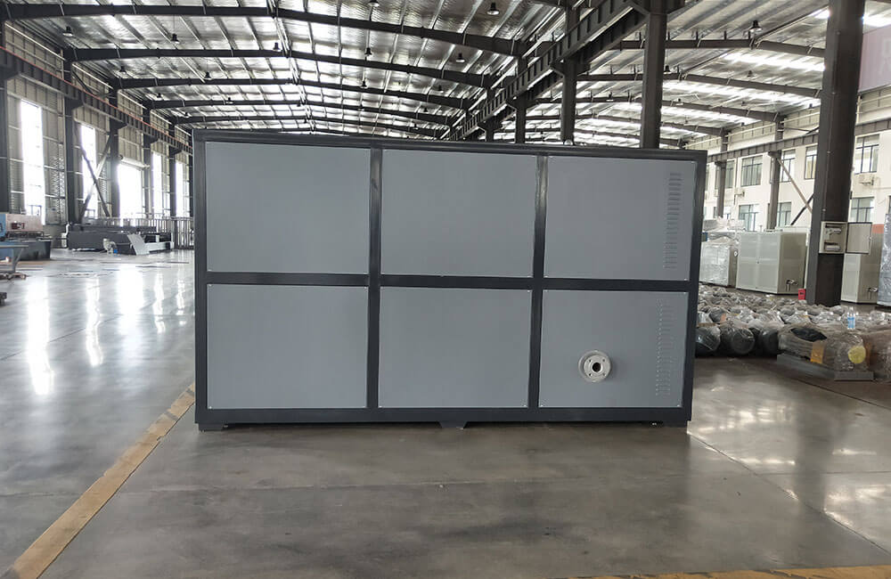 1400KW thermal fluid hot oil heater