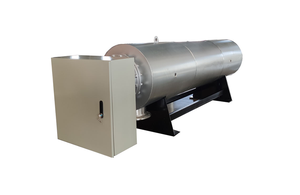 Electric Duct Air Heater for Melt Blown non woven production