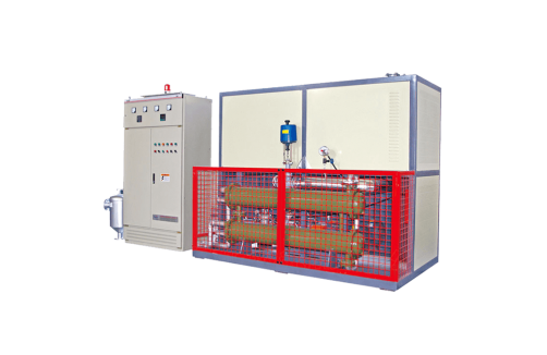 Electric Thermal Oil Heater With Cool Unit