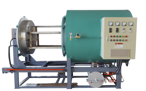 Vacuum Pyrolysis Cleaning Furnace for Screws