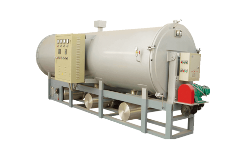 Vacuum Pyrolysis Cleaning Furnace for Spinnerets