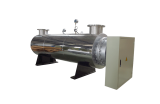 120 KW Pipe Type Air Heater