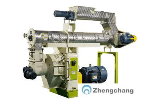 SZLHM Series Forage Pellet Mill