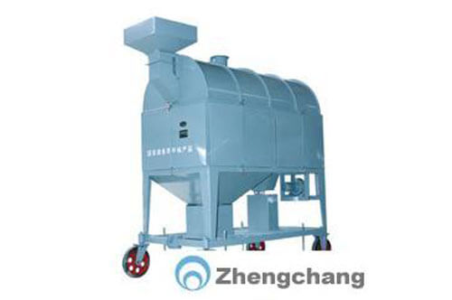 Mobile Preliminary Cleaning Sieve