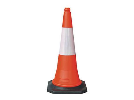 Saudi Arabia Wholesale PE Used Traffic Reflective Cone For Roadworks