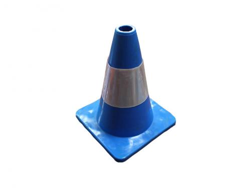 "12"" Blue Color Sport Basketball Training Soccer Mini Cone"