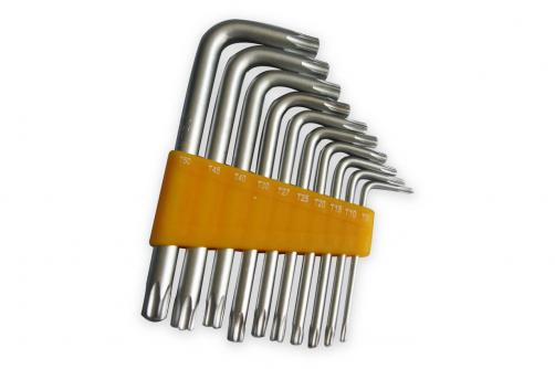 10PCS Torx Key Wrench