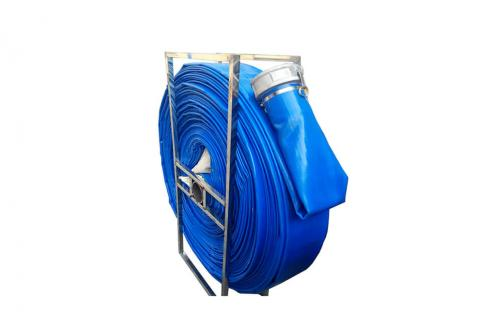 High Pressure Large Caliber PVC Lay Flat Hose