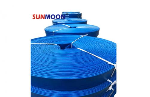 Low Pressure Pvc Lay Flat Hose