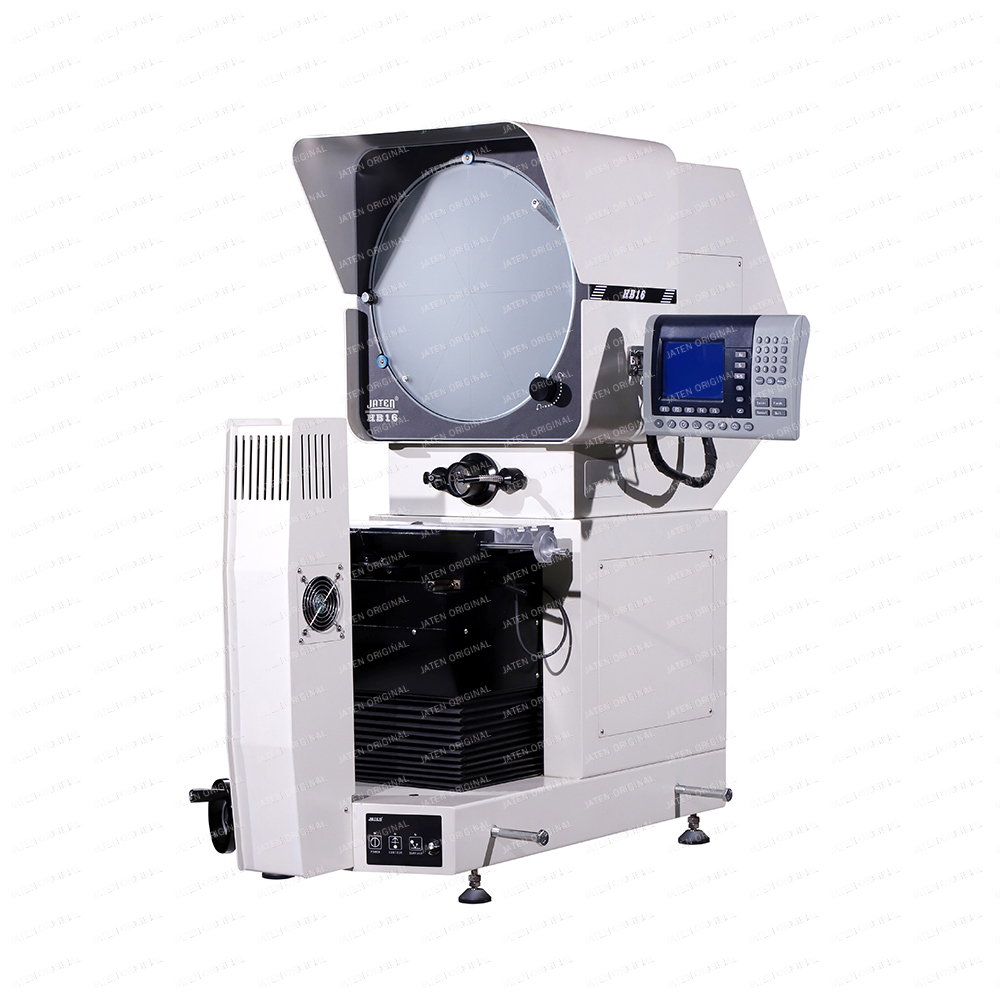 JATEN HB24 600mm Horizontal Optical Profile Projector