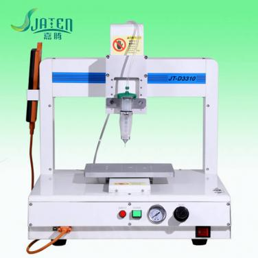 3 Aix Glue Dispensing Machine