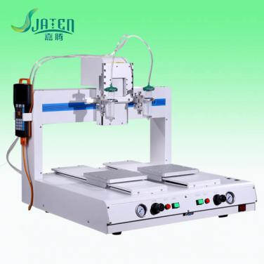 4 Aix Glue Dispensing Machine