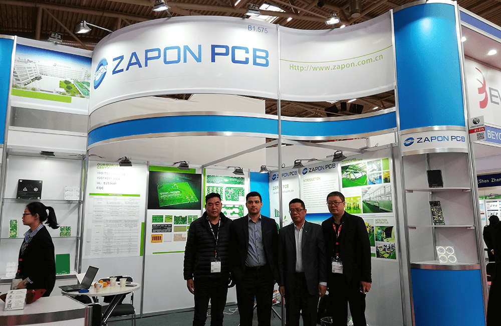ZAPON Hold Munich Exhibition In Germany