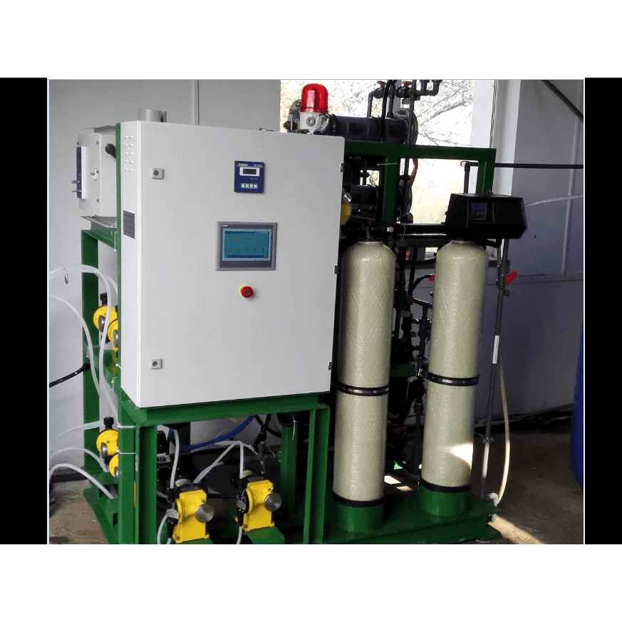 Brine Water Electrolysis System Low Concentration Sodium Hypochlorite Disinfection